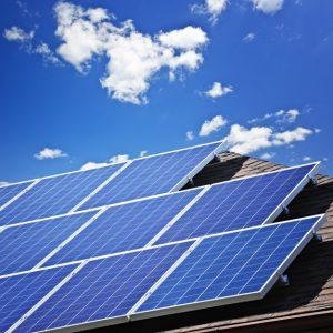 solcelleanlaeg solceller baeredygtig